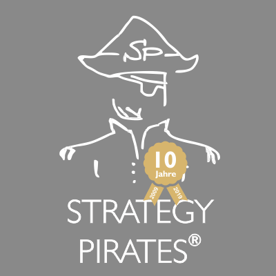 STRATEGY PIRATES - Die Querdenker- und Quertuer-Boutique