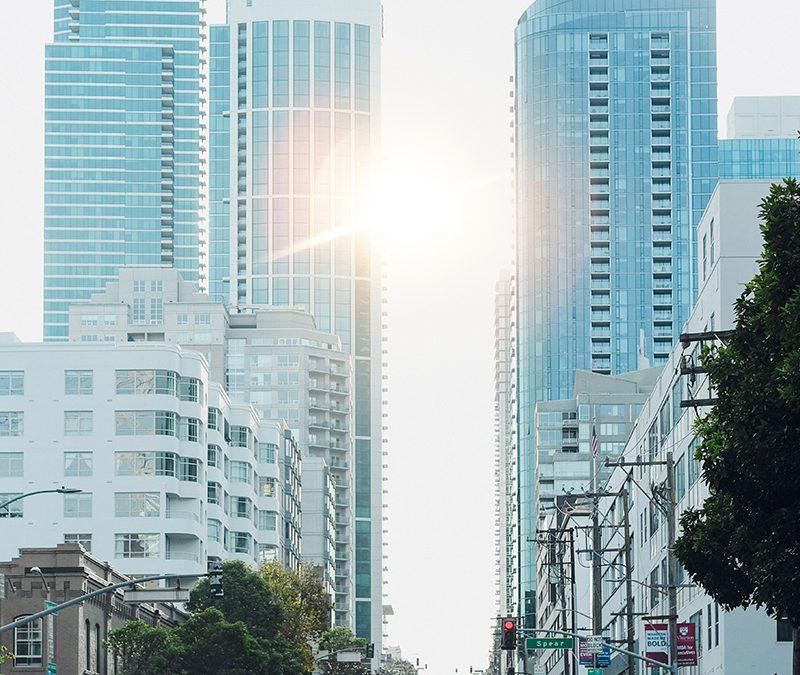 Einführung neues globales Organisationsdesign für Sales Support
